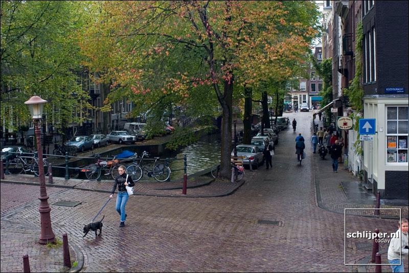 Nederland, Amsterdam, 21 oktober 2005