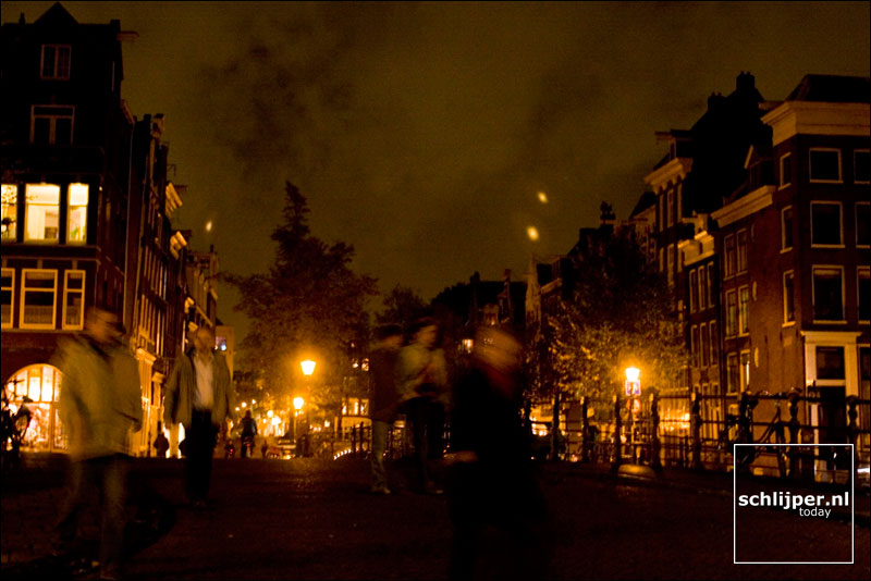 Nederland, Amsterdam, 25 oktober 2005