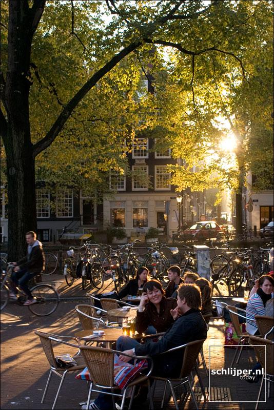 Nederland, Amsterdam, 27 oktober 2005