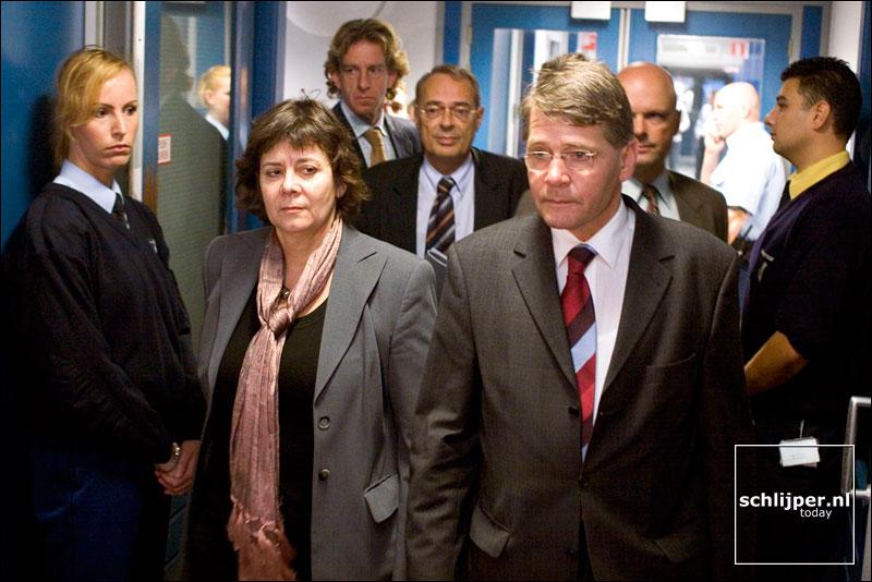 Nederland, Schiphol Oost, 27 oktober 2005