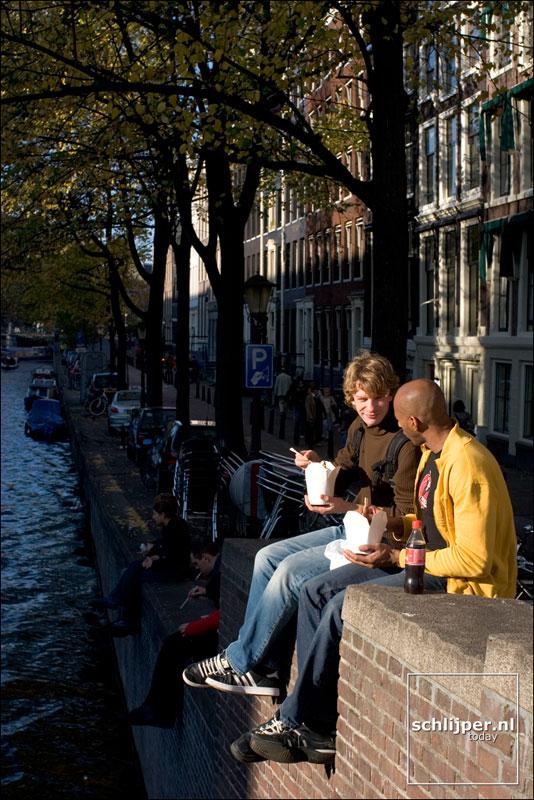 Nederland, Amsterdam, 30 oktober 2005