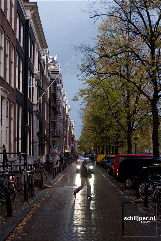 Nederland, Amsterdam, 1 november 2005