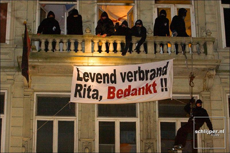 Nederland, Amsterdam, 5 november 2005