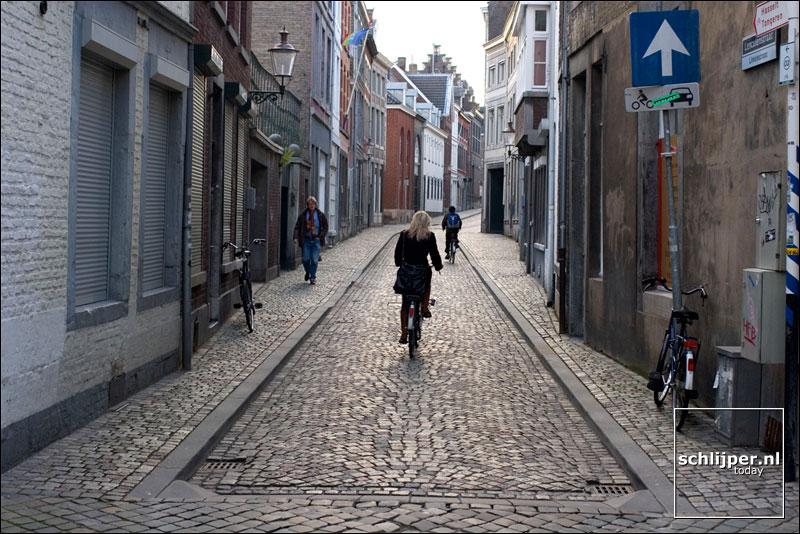 Nederland, Maastricht, 7 november 2005