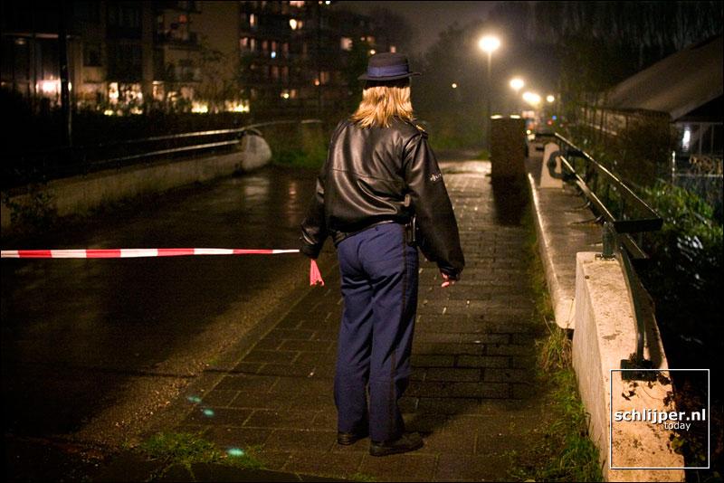 Nederland, Amsterdam, 10 november 2005