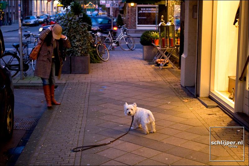 Nederland, Amsterdam, 14 november 2005