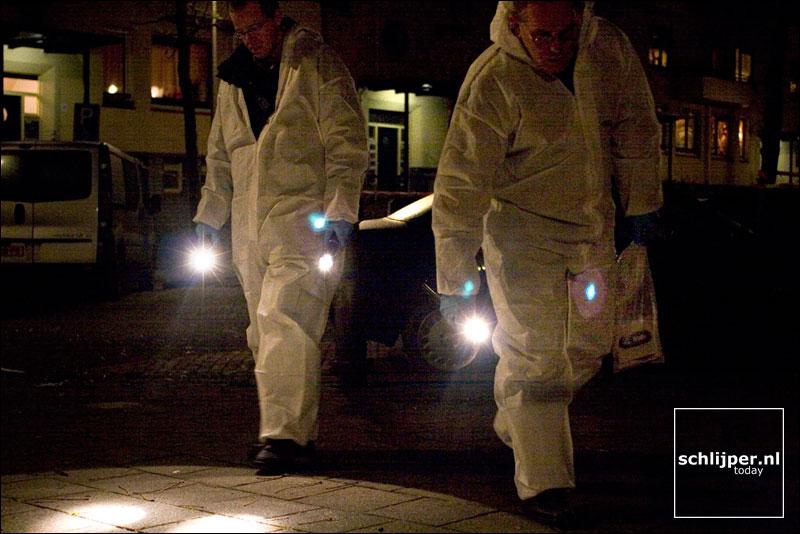 Nederland, Amsterdam, 18 november 2005