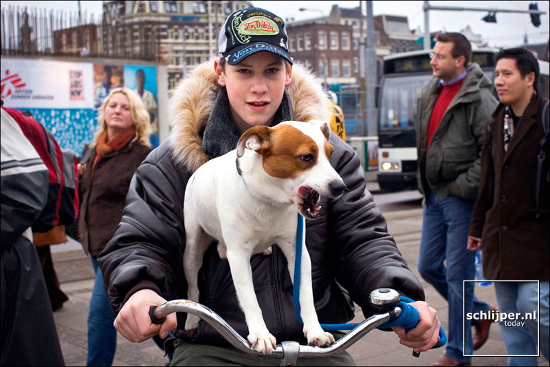 Nederland, Amsterdam, 4 december 2005