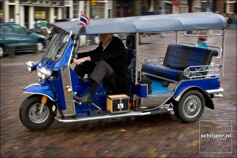 Nederland, Amsterdam, 6 december 2005