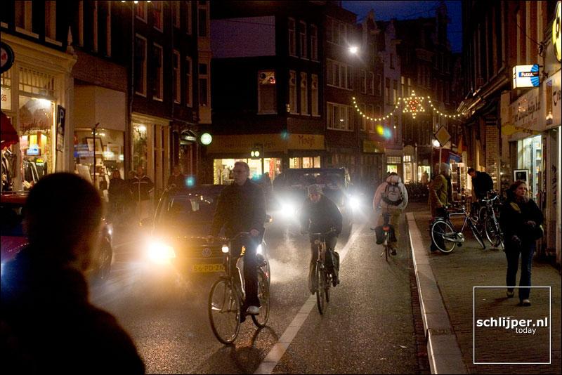 Nederland, Amsterdam, 9 december 2005