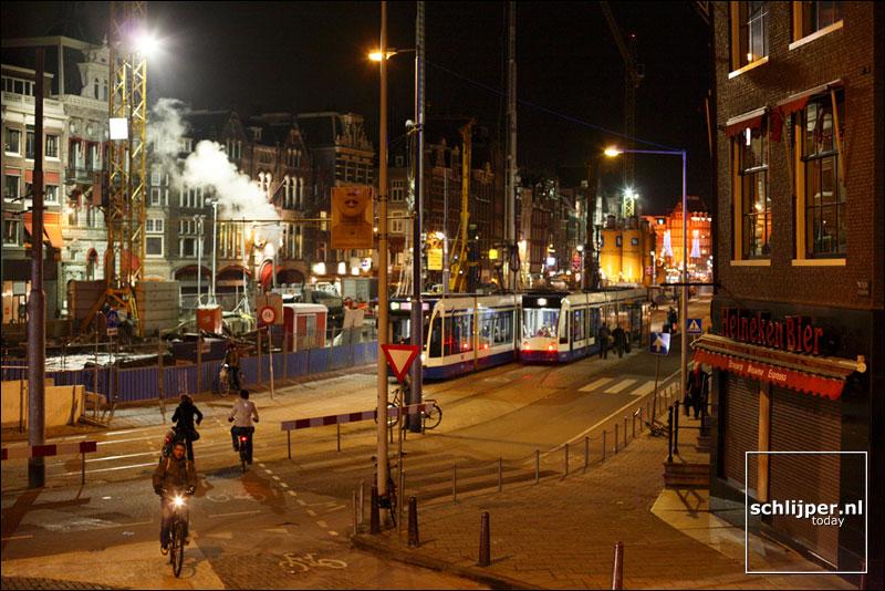Nederland, Amsterdam, 12 december 2005