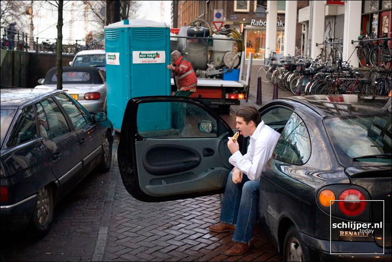 Nederland, Amsterdam, 19 december 2005