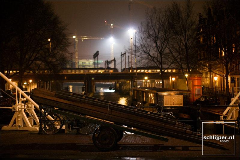 Nederland, Amsterdam, 21 december 2005