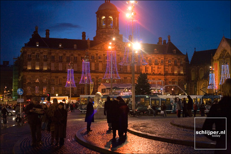 Nederland, Amsterdam, 29 december 2005
