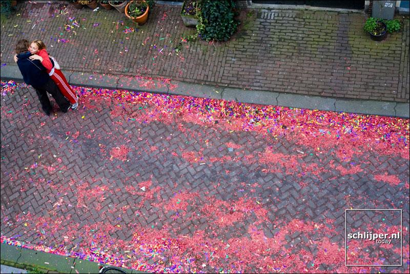Nederland, Amsterdam, 1 januari 2006