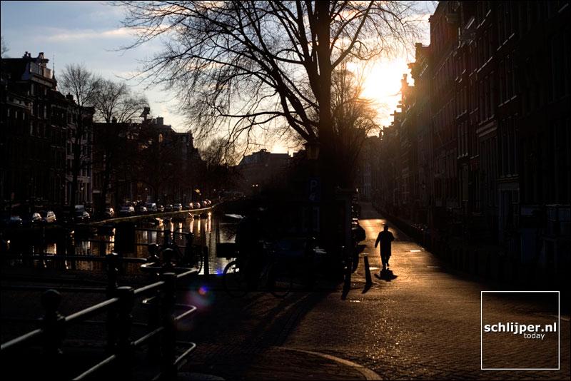Nederland, Amsterdam, 2 januari 2006