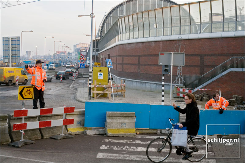Nederland, Amsterdam, 13 januari 2006