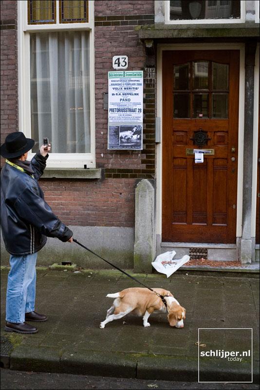 Nederland, Amsterdam, 18 januari 2006