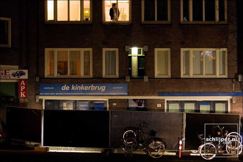 Nederland, Amsterdam, 3 februari 2006