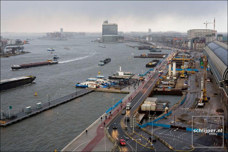Nederland, Amsterdam, 9 februari 2006