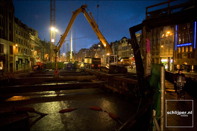 Nederland, Amsterdam, 15 februari 2006