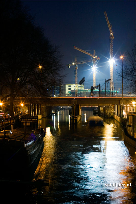 Nederland, Amsterdam, 23 februari 2006