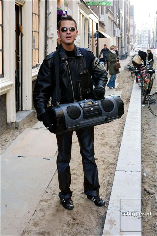 Nederland, Amsterdam, 25 februari 2006