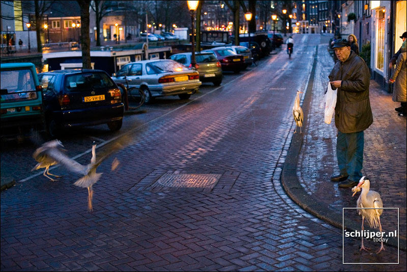 Nederland, Amsterdam, 28 februari 2006