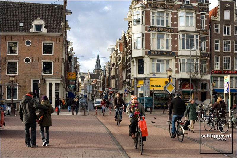 Nederland, Amsterdam, 5 maart 2006