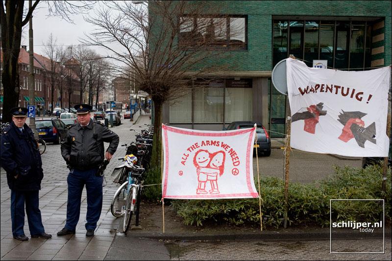 Nederland, Amsterdam, 10 maart 2006