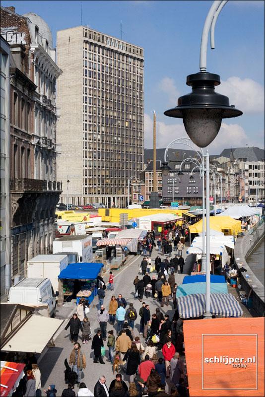 Belgie, Luik, 12 maart 2006