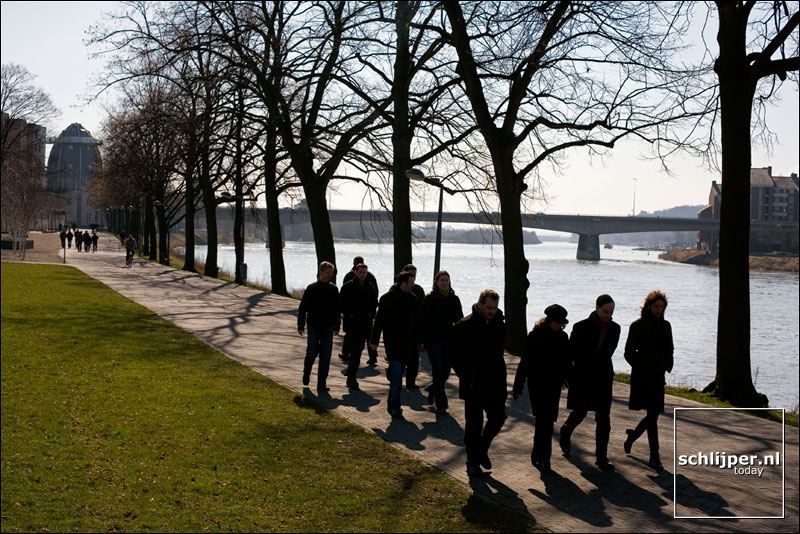 Nederland, Maastricht, 13 maart 2006