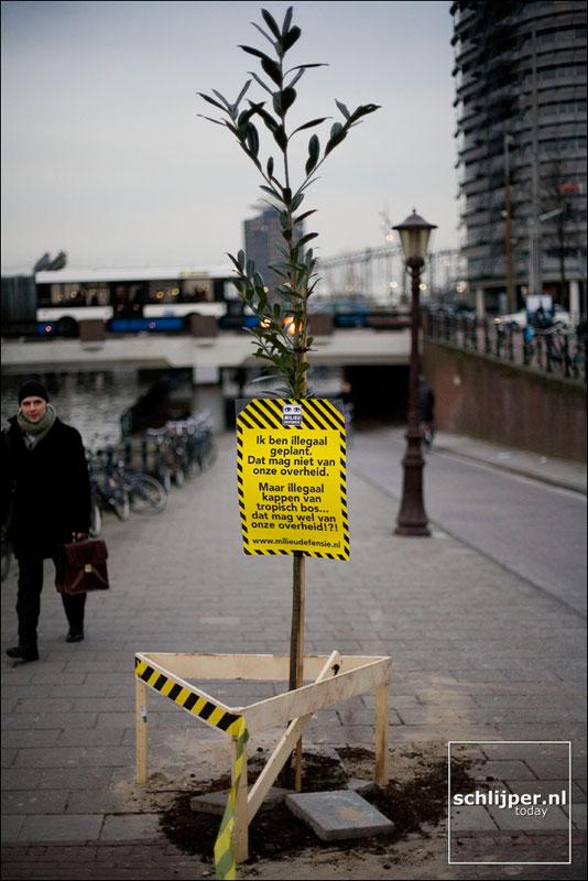 Nederland, Amsterdam, 14 maart 2006