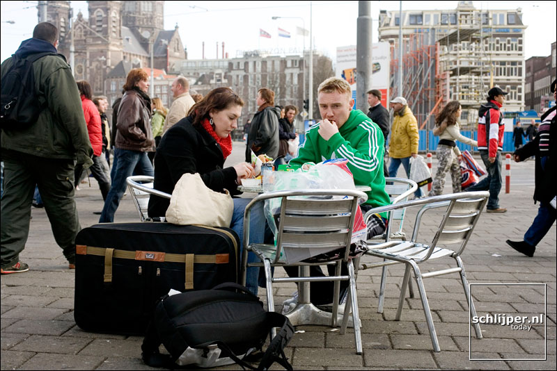 Nederland, Amsterdam, 20 maart 2006