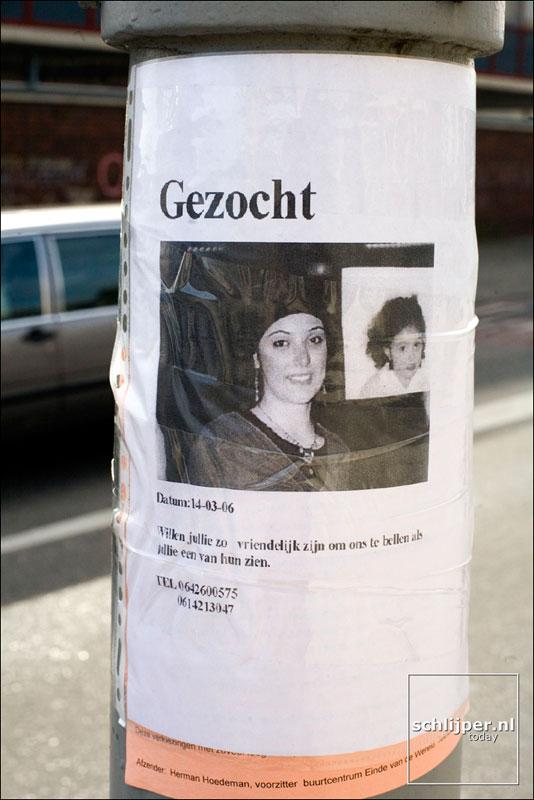 Nederland, Amsterdam, 21 maart 2006