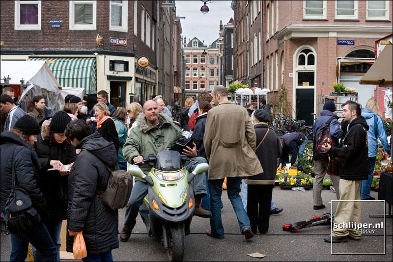Nederland, Amsterdam, 25 maart 2006