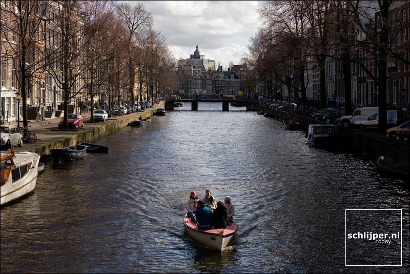 Nederland, Amsterdam, 2 april 2006