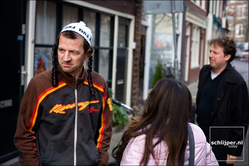 Nederland, Amsterdam, 3 april 2006