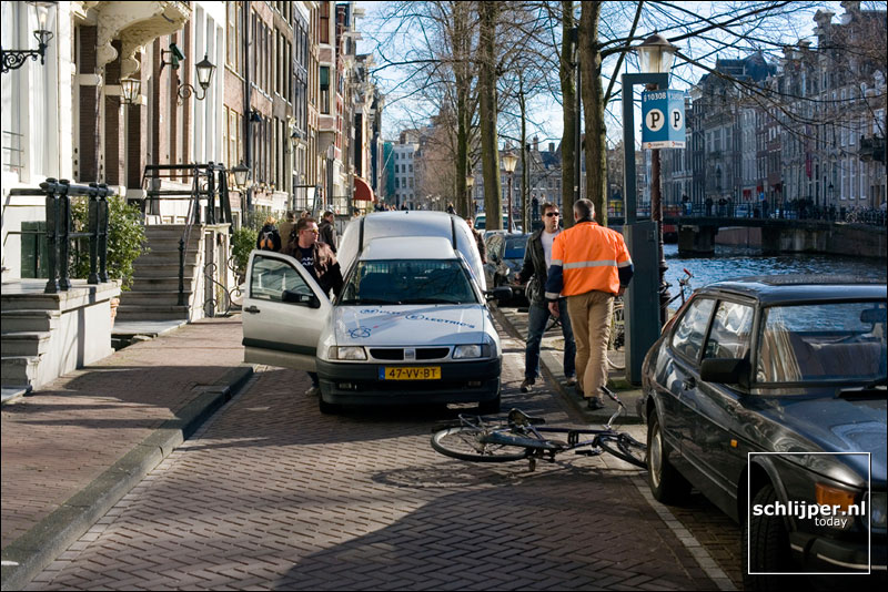 Nederland, Amsterdam, 8 april 2006