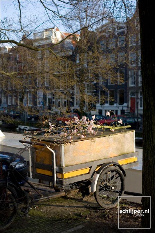 Nederland, Amsterdam, 12 april 2006