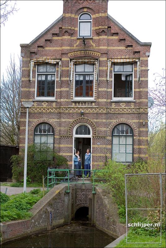 Nederland, Amsterdam, 21 april 2006