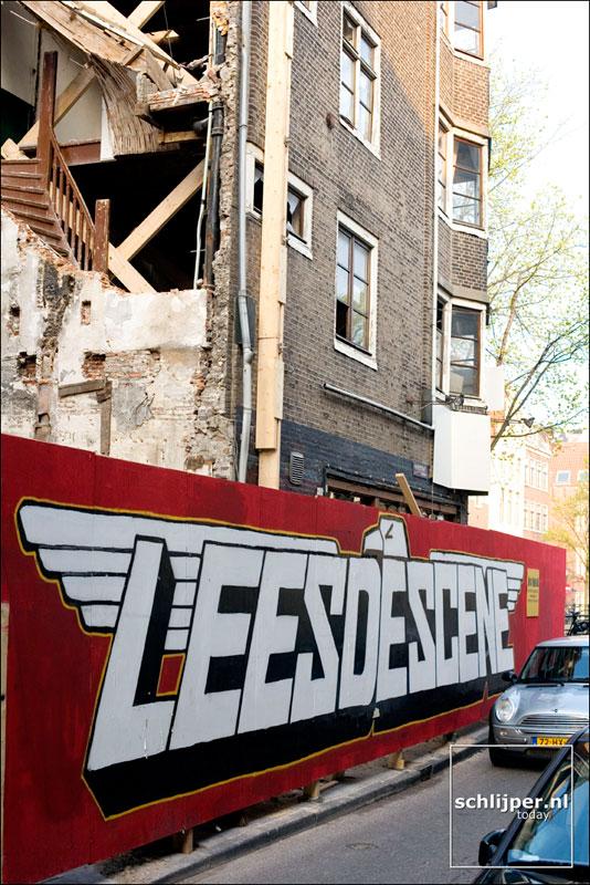 Nederland, Amsterdam, 24 april 2006