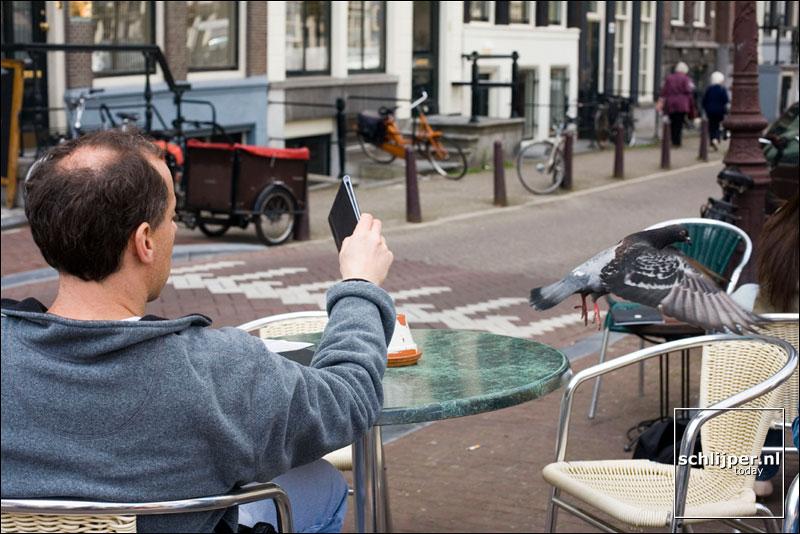 Nederland, Amsterdam, 26 april 2006