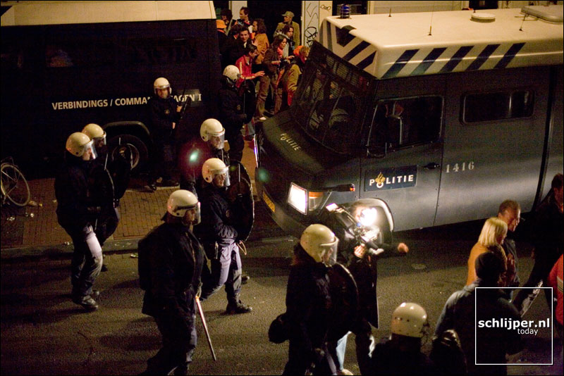 Nederland, Amsterdam, 29 april 2006