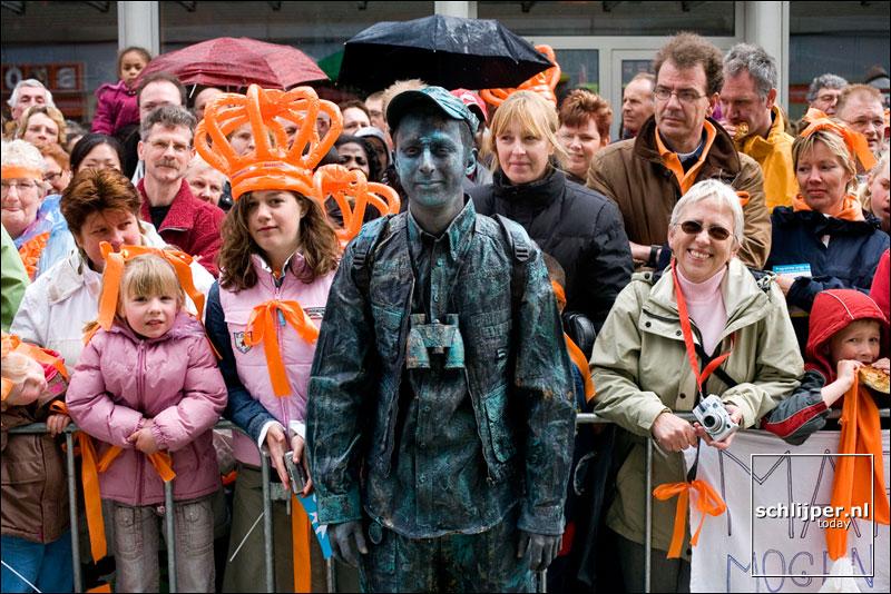Nederland, Almere, 29 april 2006