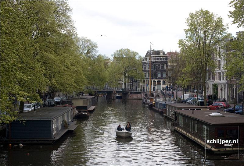 Nederland, Amsterdam, 30 april 2006