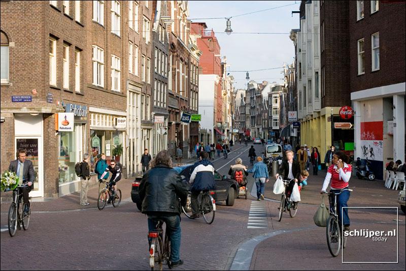 Nederland, Amsterdam, 2 mei 2006