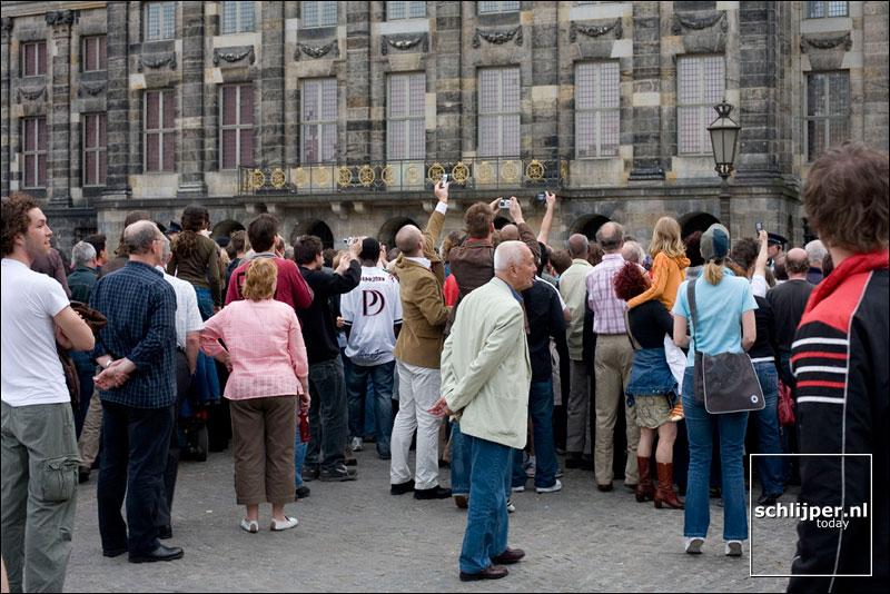 Nederland, Amsterdam, 4 mei 2006