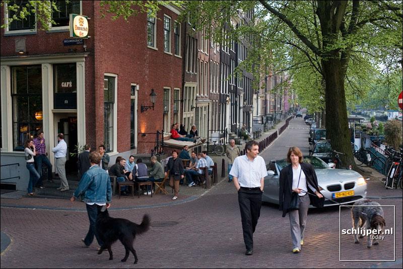 Nederland, Amsterdam, 5 mei 2006