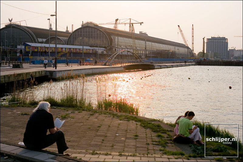 Nederland, Amsterdam, 9 mei 2006